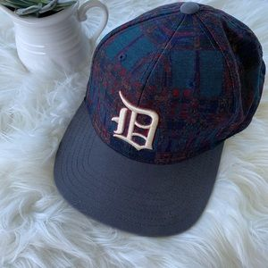 AMERICAN NEEDLE VTG Detroit Tigers 90's MLB Hat